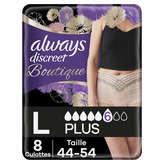 Always Discreet Boutique - Culottes Hygiéniques - -plus - Ta... - X